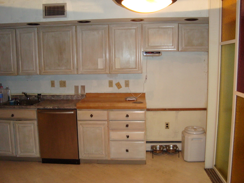 001 for Can i paint over laminate kitchen cabinets